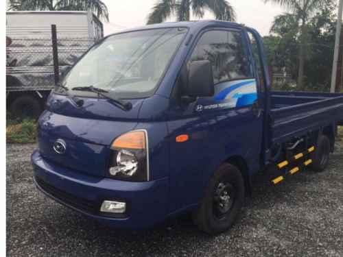 Xe Tải Hyundai 1T5 Porter H150 Thùng Lửng