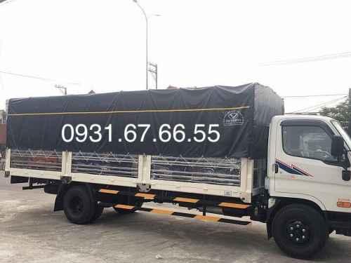 Xe Tải Hyundai HD120SL 8 Tấn Đô Thành Thùng Bạt