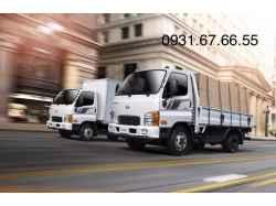 Xe Tải Hyundai HD36l 1.9 Tấn Thùng Lửng