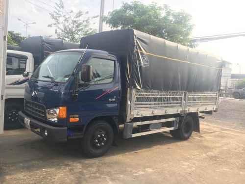 Xe Tải Hyundai HD88 5.5 Tấn Đô Thành Thùng Bạt