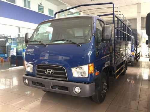 Xe Tải Hyundai HD99 6.5 Tấn Đô Thành Thùng Mui Bạt