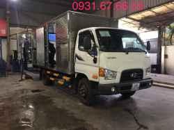 Xe Tải Hyundai HD99 6,5 Tấn Đô Thành Thùng Kín
