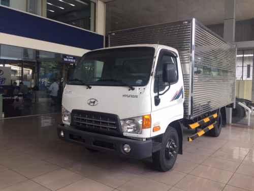 Xe Tải Hyundai HD120SL 8 Tấn Đô Thành Thùng Kín