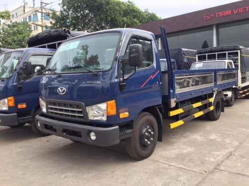 Xe Tải Hyundai HD120SL 8 Tấn Đô Thành Thùng Lửng