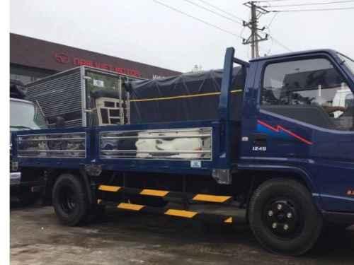 Xe Tải Hyundai IZ49 2.4 Tấn Đô Thành Thùng Lửng