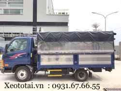 Xe Tải Hyundai Mighty N250 2.5 Tấn Thùng Bạt