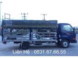Xe Tải Hyundai N250SL Thùng Chở Gà Vịt