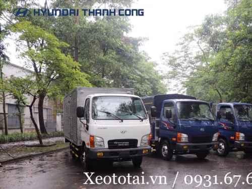 Xe Tải Hyundai New Mighty N250SL Thành Công