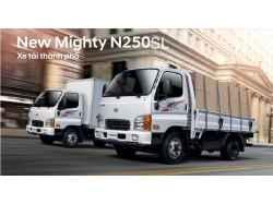Xe Tải Hyundai New Mighty N250SL Thùng Lửng