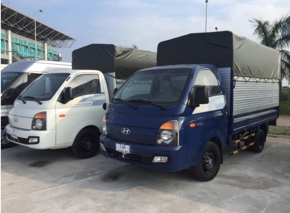 Hyundai h150 thành công