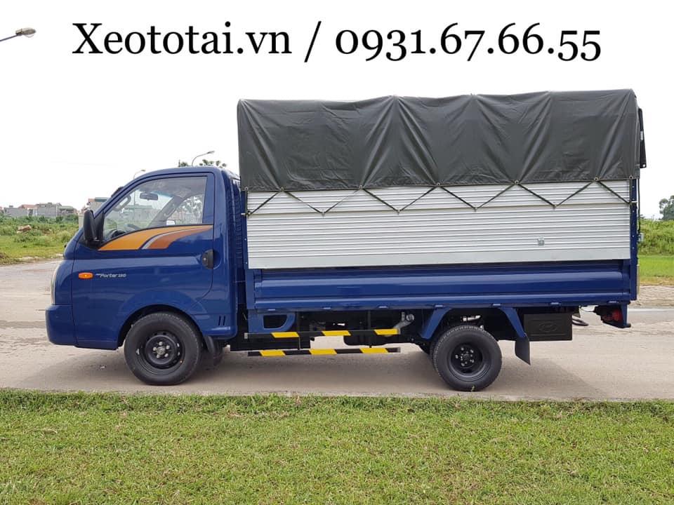 XE TẢI H150