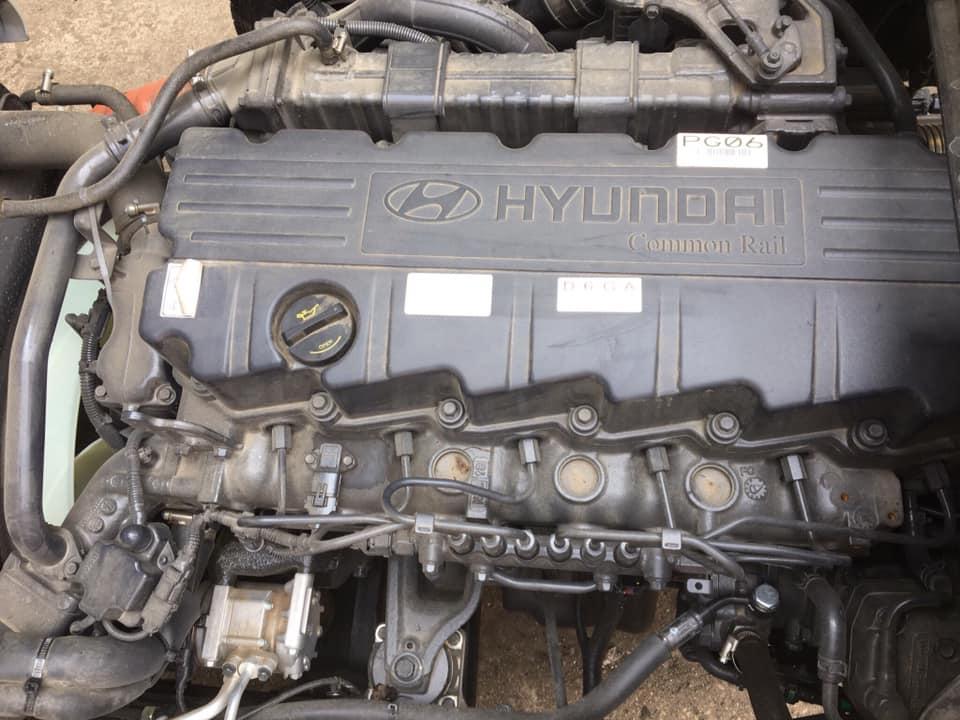 động cơ xe hyundai hd240