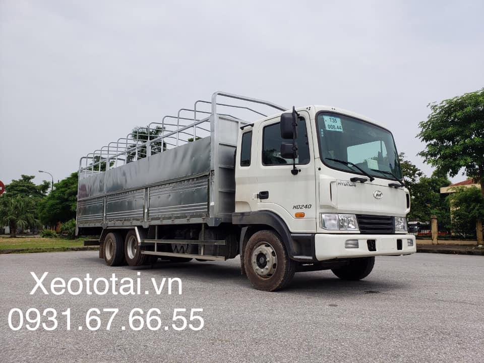 xe hyundai nhập khẩu hd240