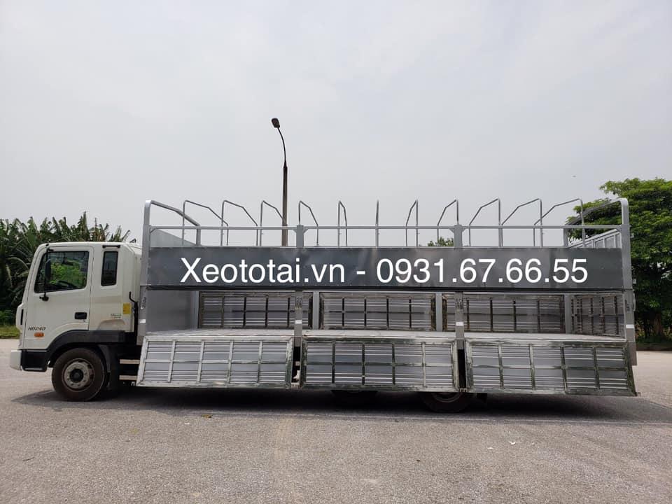hd240 nhập khẩu 15 tấn