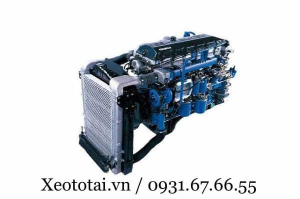 động cơ xe hyundai hd320
