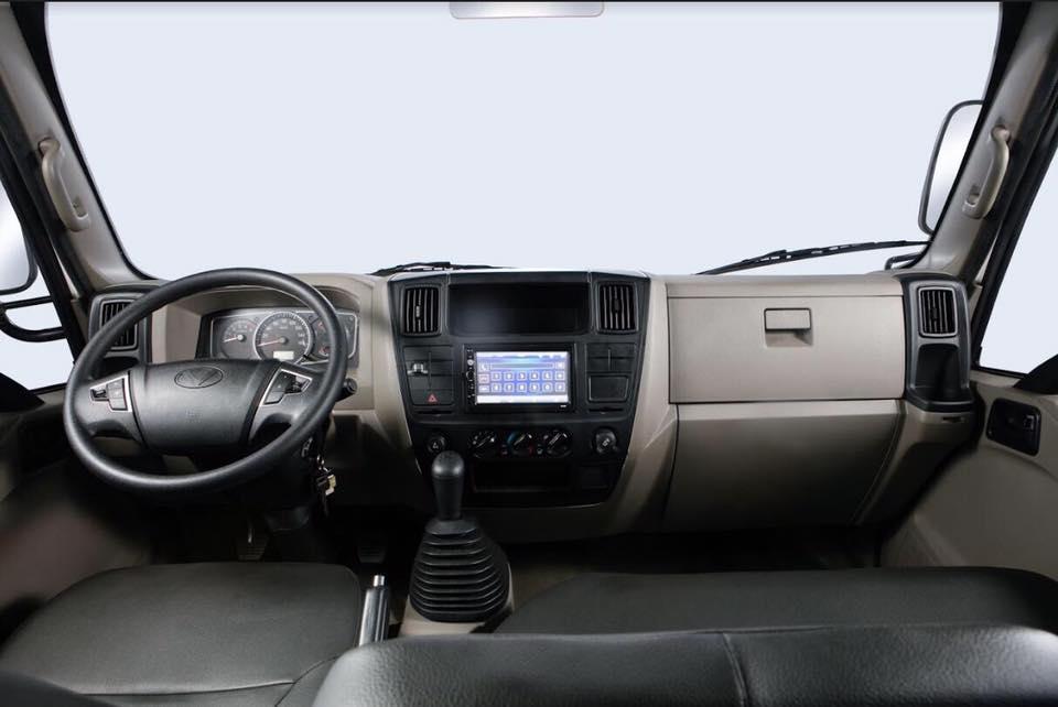 nội thất xe iz75s
