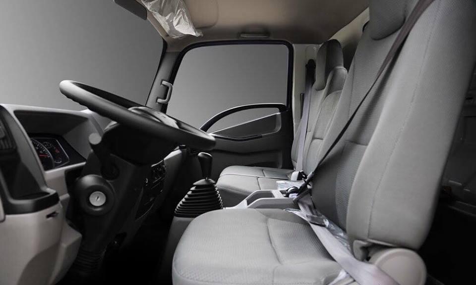 nội thất xe đô thành iz75s thùng kín