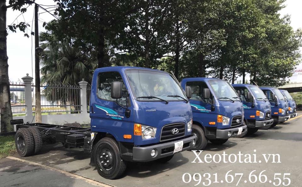 xe tải hyundai 110s thành công