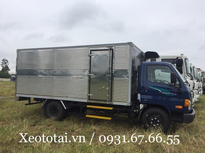 ngoại thất xe tải 110s 7 tấn