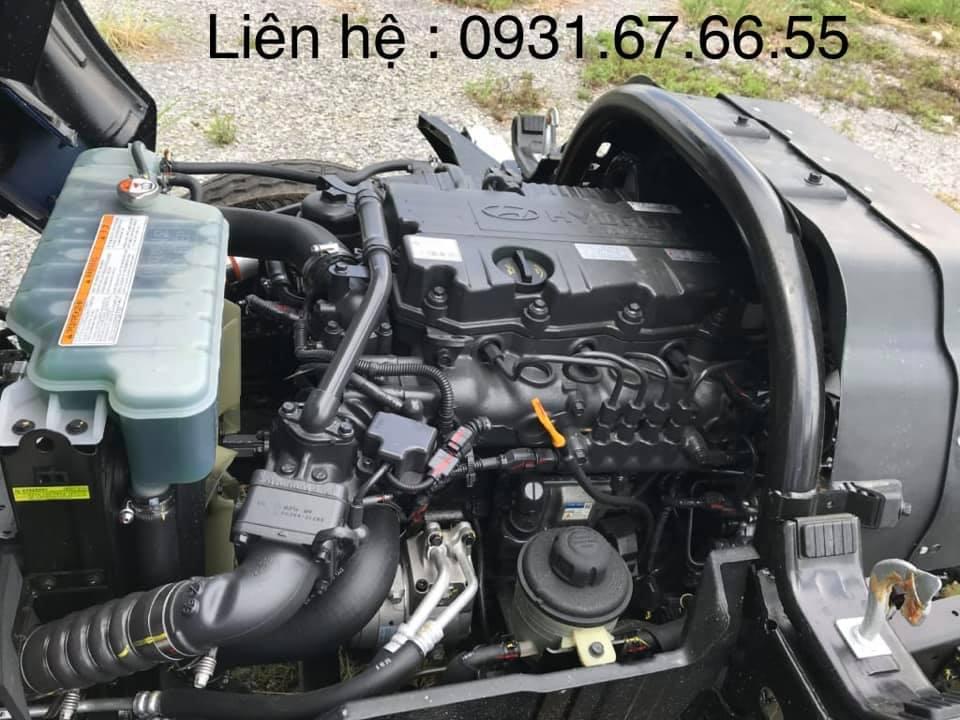 động cơ xe hyundai 110sl
