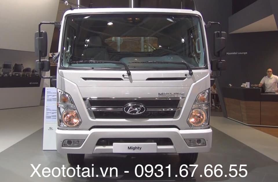 hyundai mighty ex6