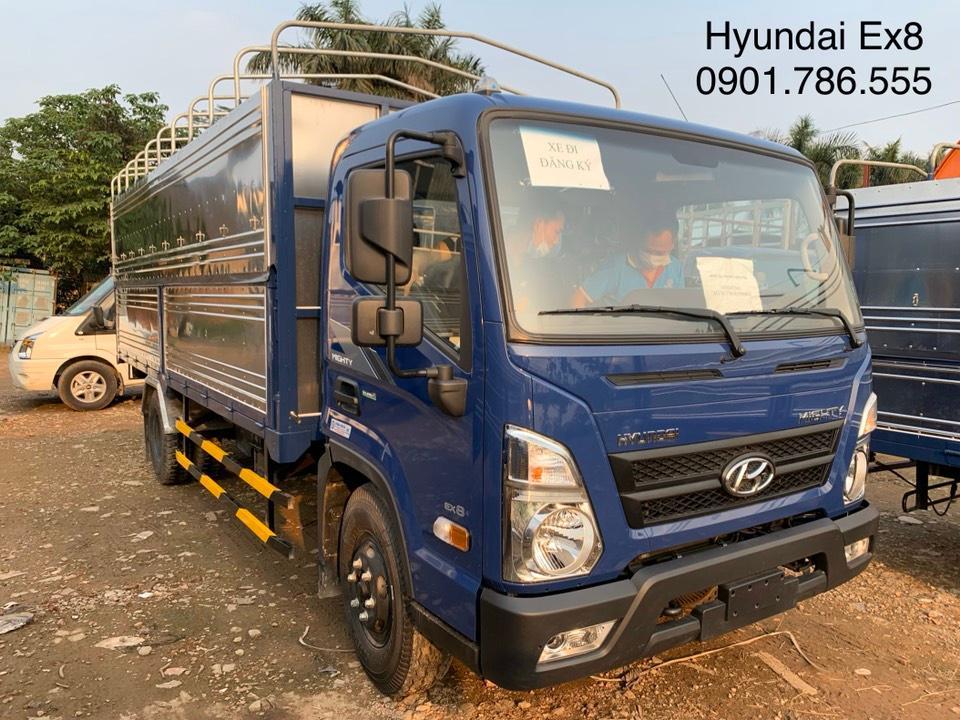 xe hyundai mighty ex8