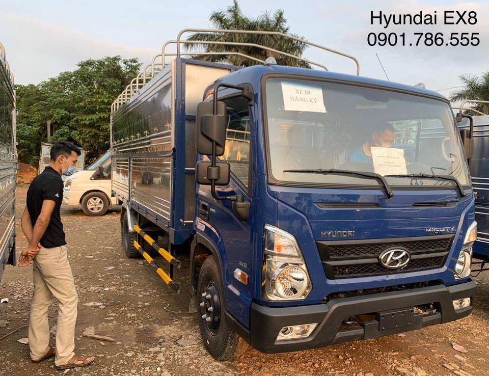 xe hyundai mighty ex8