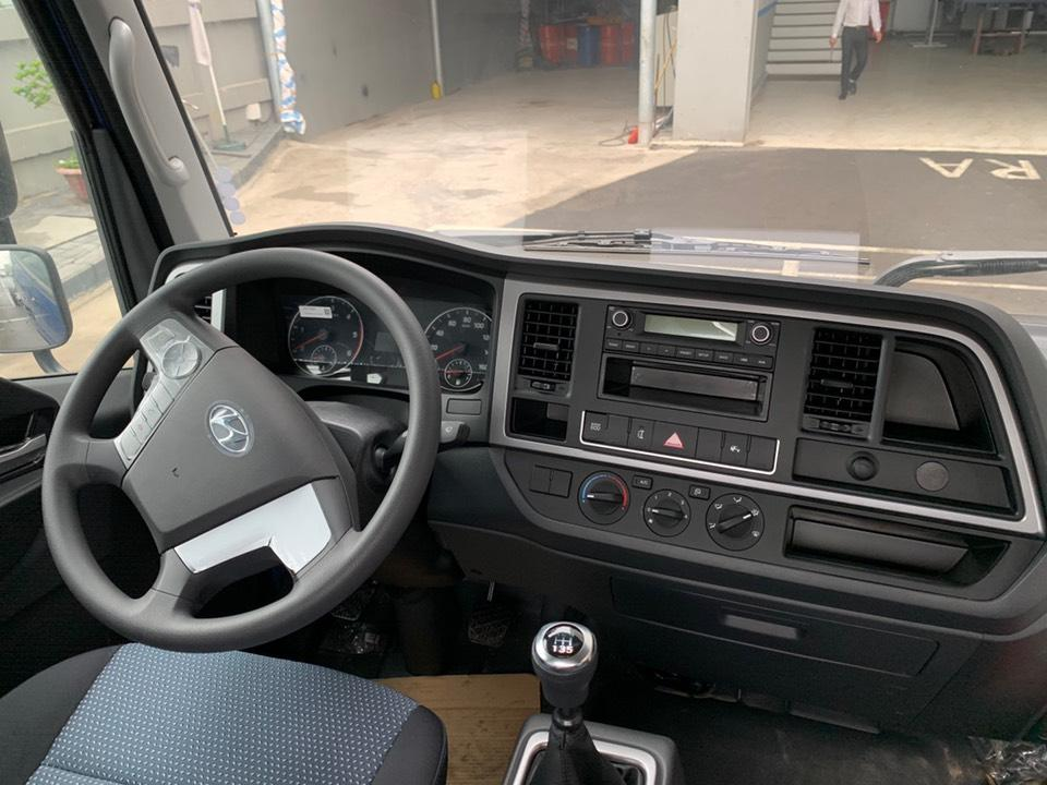 nội thất xe ex8