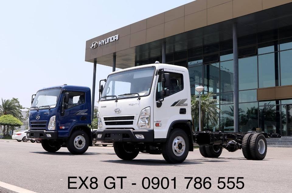 xe tải 7 tấn ex8 gt