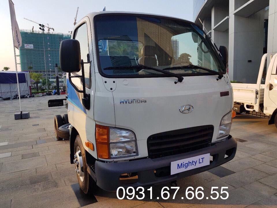 Hyundai mighty lt