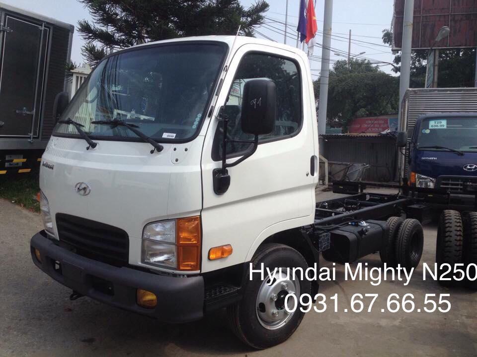 xe tải 2.5 tấn mighty n250