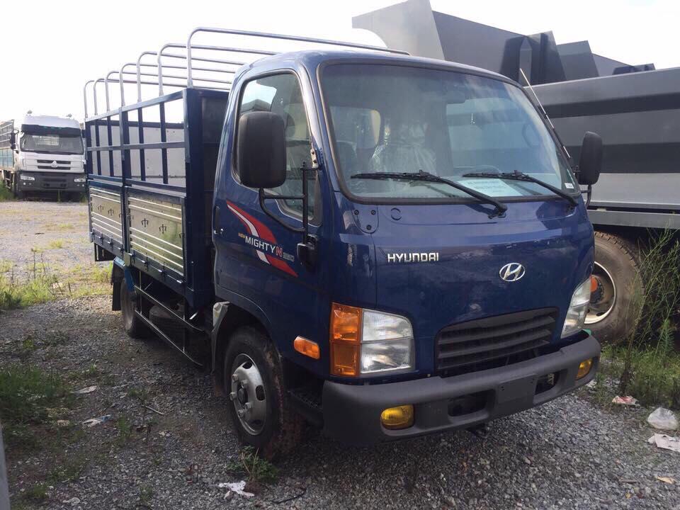 Hyundai n250 thành công