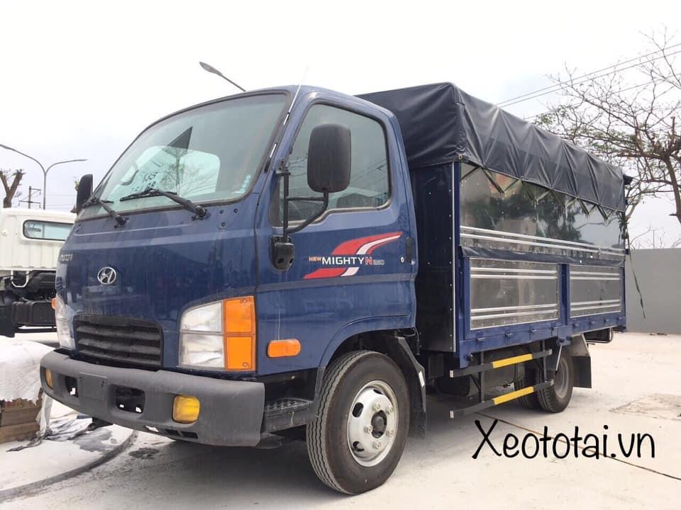 ngoại thất xe hyundai n250sl