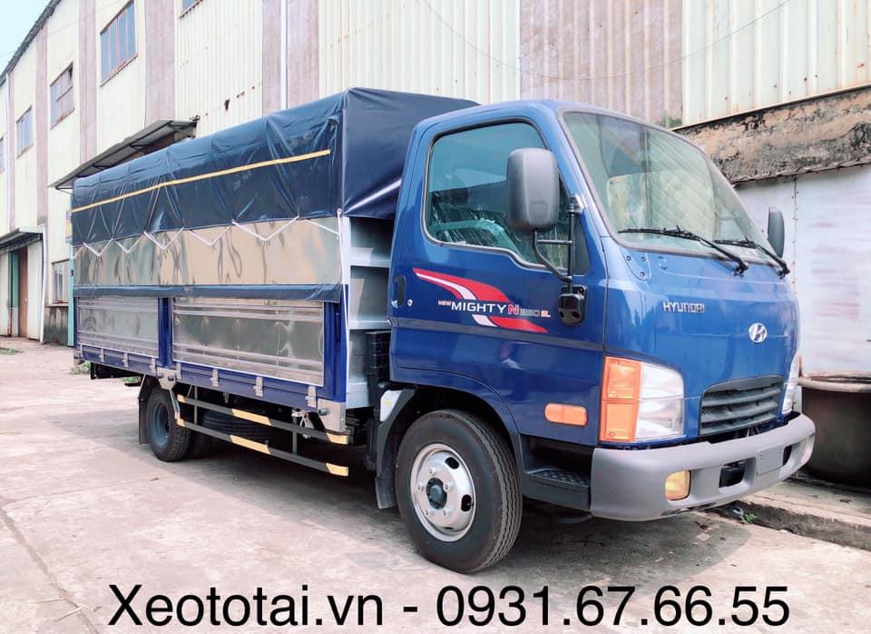 xe n250sl thùng dài 4m3