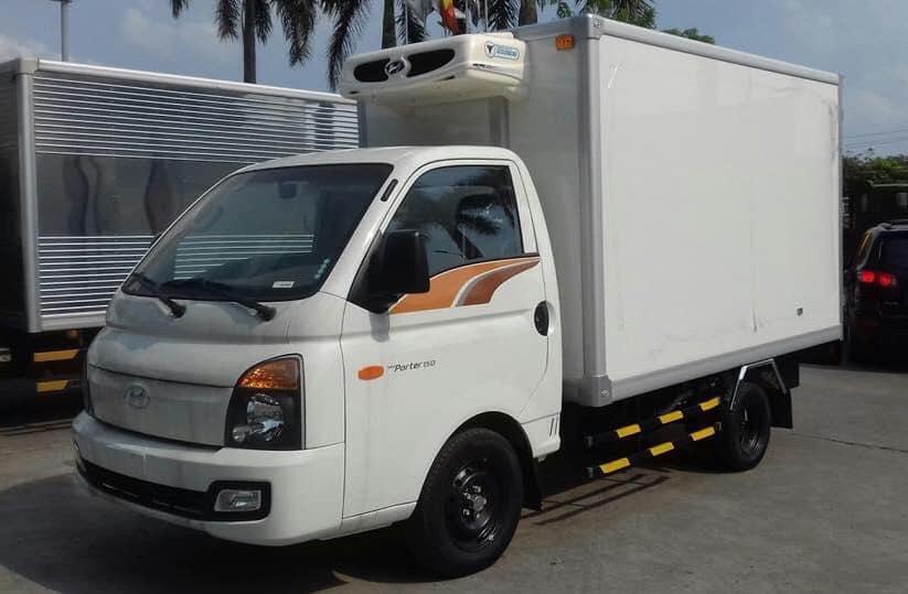 xe tải 1.5 tấn đông lạnh