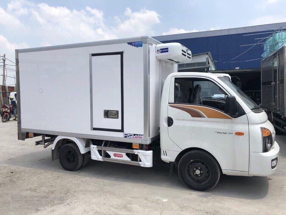 xe hyundai porter 150 đông lạnh