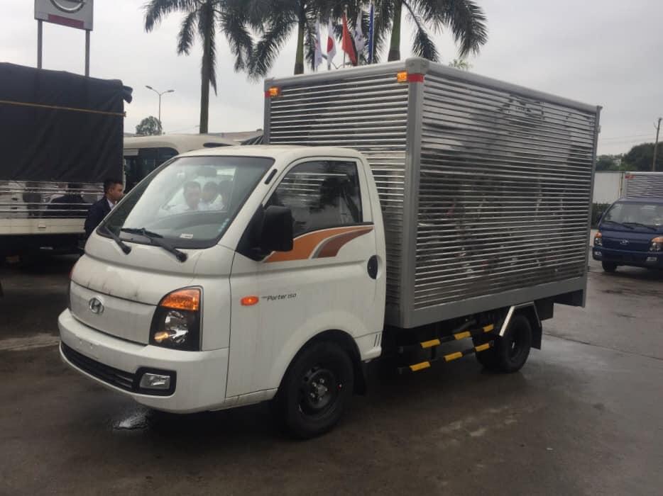 new porter 150 thùng kín