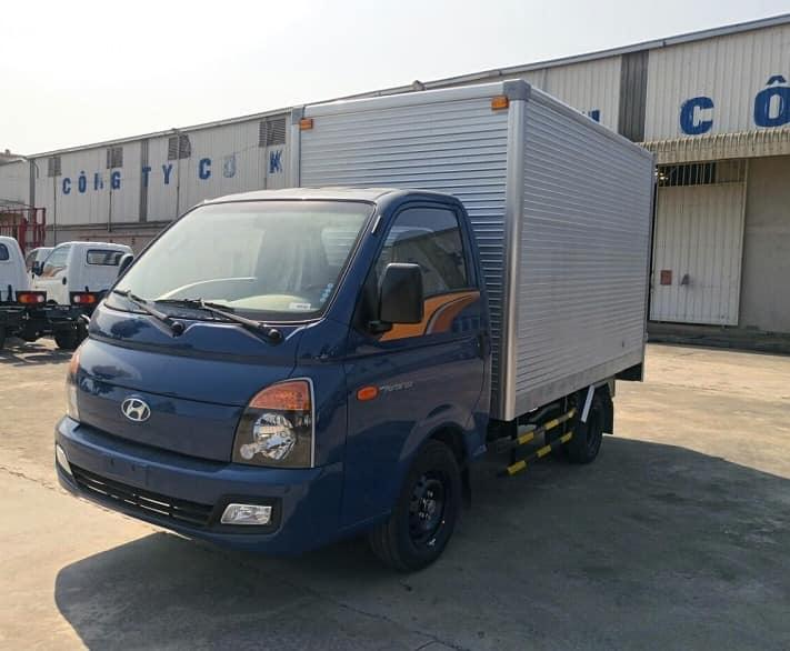 xe tải hyundai porter150 thùng kín