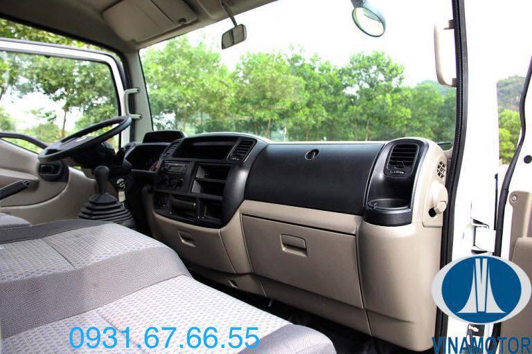 nội thất cabstar ns350
